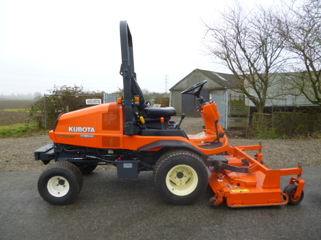 Sold Kubota F2880 4x4 Outfront Ride On Mower For Sale
