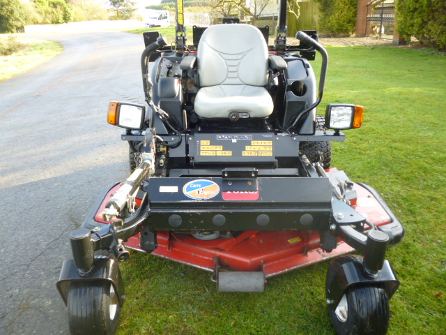 SOLD!!! TORO ZERO TURN GM 7210 62 DECK 5FT DIESEL