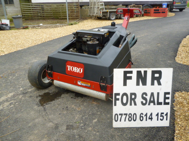 SOLD!!! TORO HYDROJET 3000 GREENS AERATION