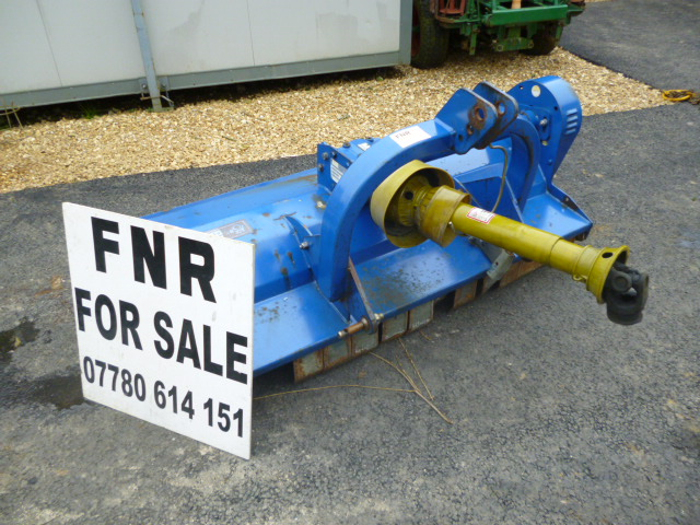 SOLD!!! JUPITER FLAIL ATTACHMENT 5FT MOWER