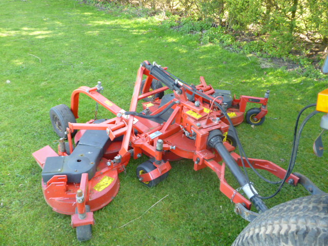SOLD!!! LASTEC 621ER CONTOUR MOWER ATTACHMENT