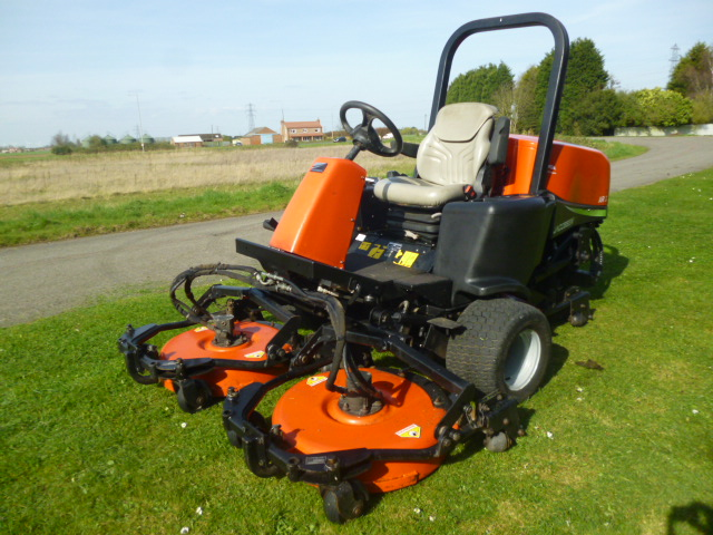 SOLD!!! JACOBSEN TEES MOWER AR3 SEMI ROUGH MULCHER