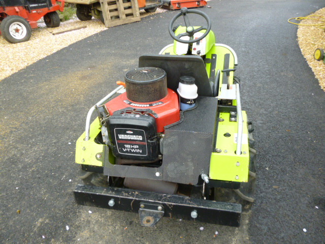 SOLD!!! GRILLO CLIMBER 910 18HP BRUSH CUTTER MOWER
