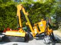 SOLD!!! KILWORTH SIDE ARM FLAIL COMPACT TRACTOR