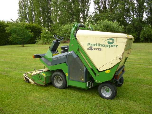 SOLD!!! AMAZONE PROFIHOPPER FLAIL MOWER for sale, FNR Machinery