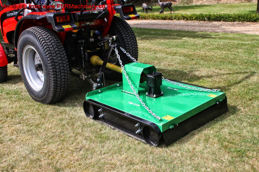 TOPPER MOWER G TM110 1.1M WIDE