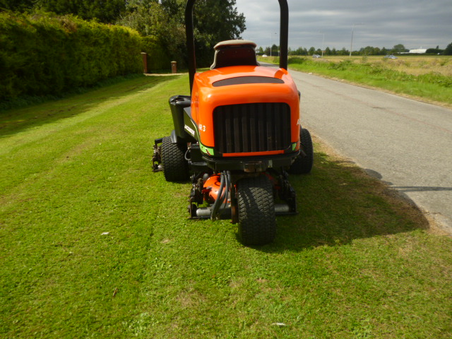 SOLD!!! JACOBSEN AR3 SEMI ROUGH KUBOTA MOWER 2006