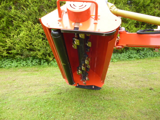 WINTON WVF130 HEAVY DUTY VERGE FLAIL SIDE ARM