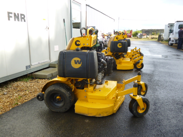 ALL SOLD!!! WRIGHT STANDER ROTARY RIDE ON MOWER