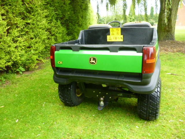 SOLD!!! JOHN DEERE CX GATOR PETROL SMALL UTILITY