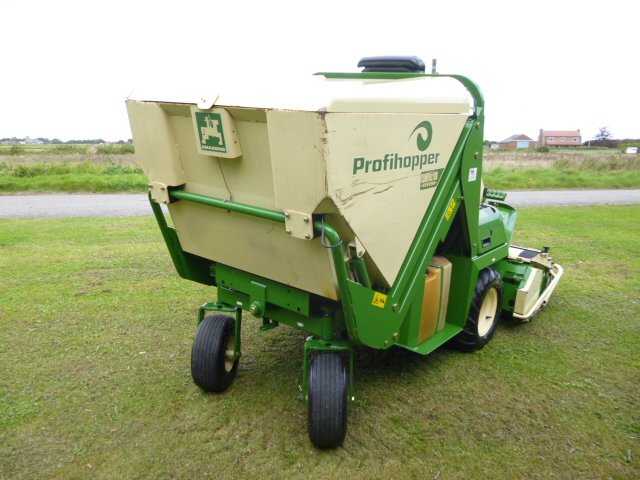SOLD!!! AMAZONE PROFIHOPPER FLAIL MOWER PH125