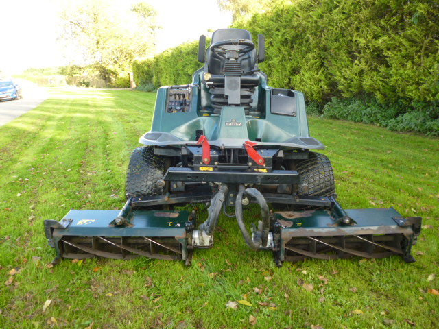 SOLD!!! HAYTER LT324 RIDE ON MOWER TRADE IN