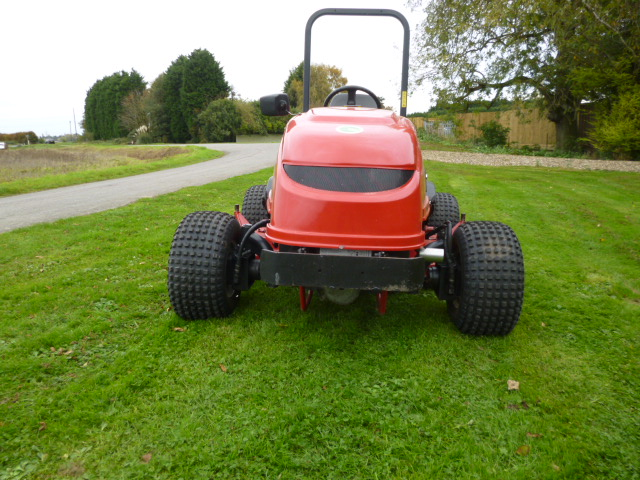 SOLD!!! SHIBAURA SG280 SLOPE BANK MOWER GROUNDCARE