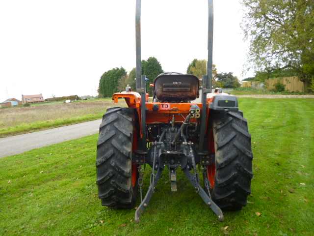 SOLD!!! KUBOTA L3300 TRACTOR 4X4 COMPACT 35HP