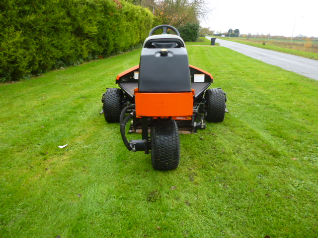 SOLD!!! JACOBSEN TRI KING 1900D TRIPLEX TRIM MOWER