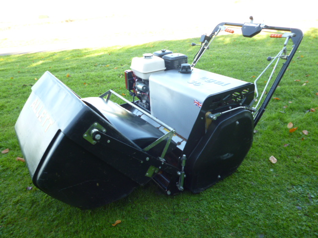 SOLD!!! ALLETT REGAL 36 MOWER