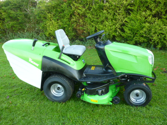 SOLD!!! VIKING MT611221 MOWER ONLY 48 HOURS!!!