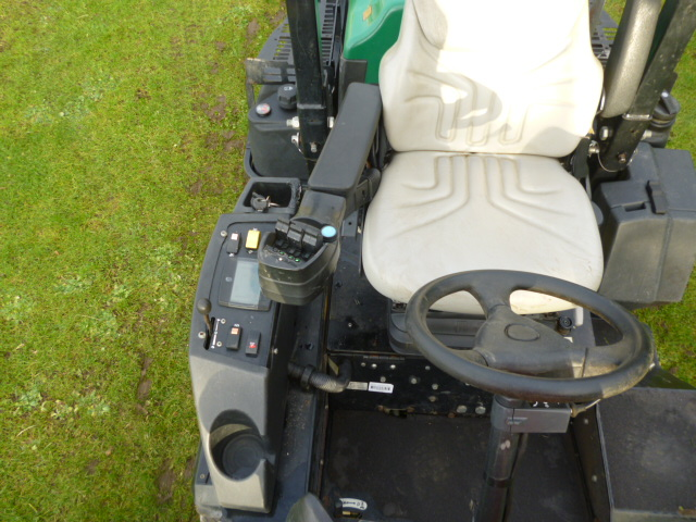 SOLD!!! RANSOMES HIGHWAY 3 MOWER