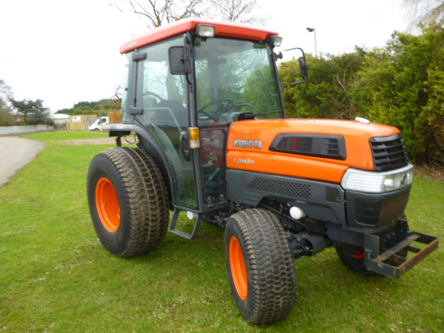 SOLD!!! KUBOTA L5030 COMPACT TRACTOR