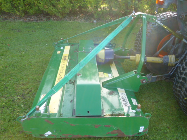SOLD!!! MAJOR 6300 ROLLER MOWER