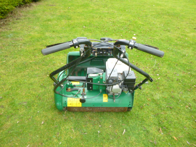 RANSOMES MARQUIS 61 WALK BEHIND MOWER