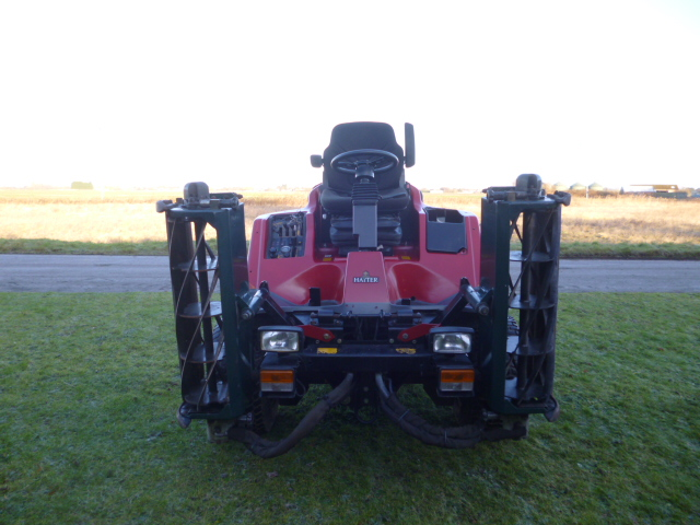 Hayter Lt324 Triple Gang Ride On Mower 4x4 Diesel For Sale
