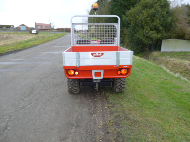 SOLD!!! ALKE ATX 100 UTILITY VEHICLE PETROL NEW RR