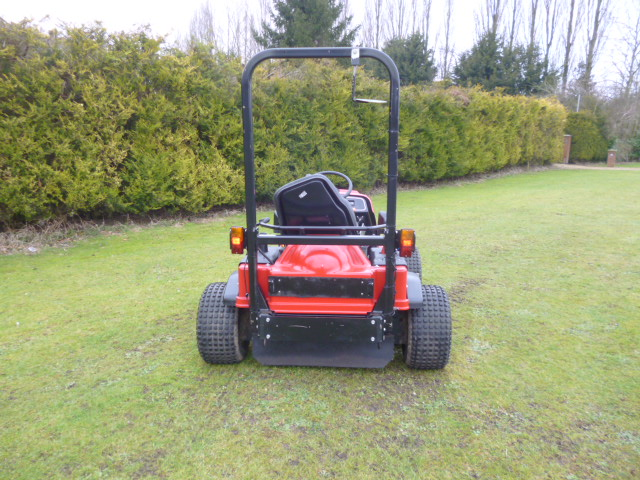 SOLD!!! SHIBAURA SG280 ROUGH TERRAIN SLOPEMOWER