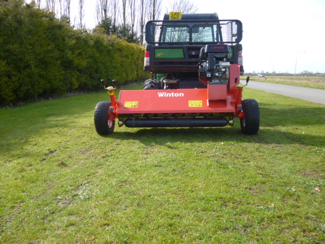 WINTON ATV FLAIL MOWER WAT120 1 2M WIDE for sale, FNR Machinery
