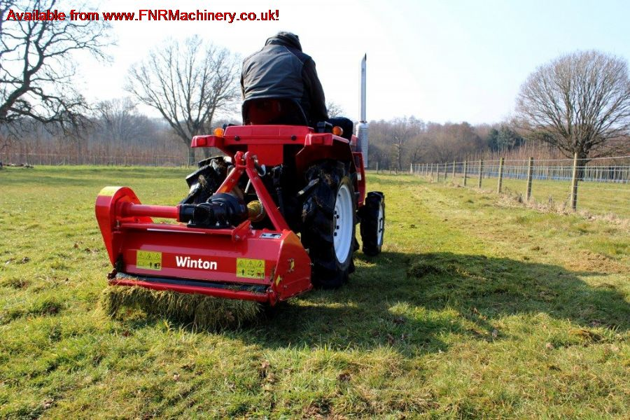 WINTON COMPACT FLAIL WCF105 1.05M WIDE