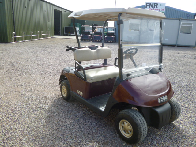 Ezgo Rxv Electric Textron Golf Buggy For Sale Fnr Machinery