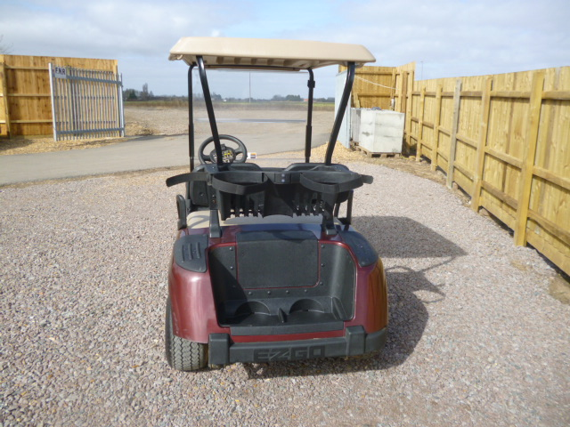 EZGO RXV ELECTRIC TEXTRON GOLF BUGGY