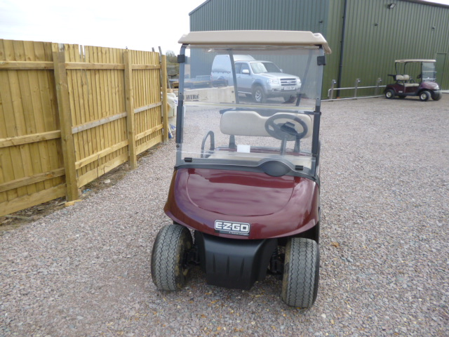 SOLD!!! EZGO RXV ELECTRIC TEXTRON GOLF BUGGY