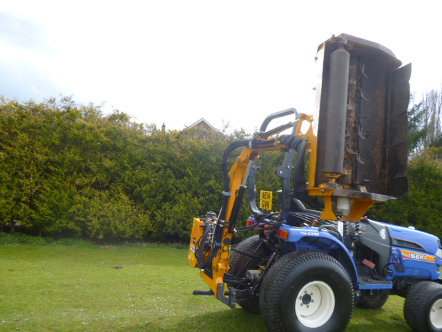 SOLD!!! FERRI FLAIL TA26RSFNM08WC TA 26 BOOM MOWER for sale