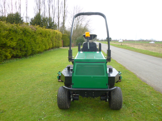 SOLD!!! RANSOMES PARKWAY 2250 PLUS MOWER