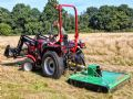TOPPER MOWER G TM140 1.4M WIDE compact tractor
