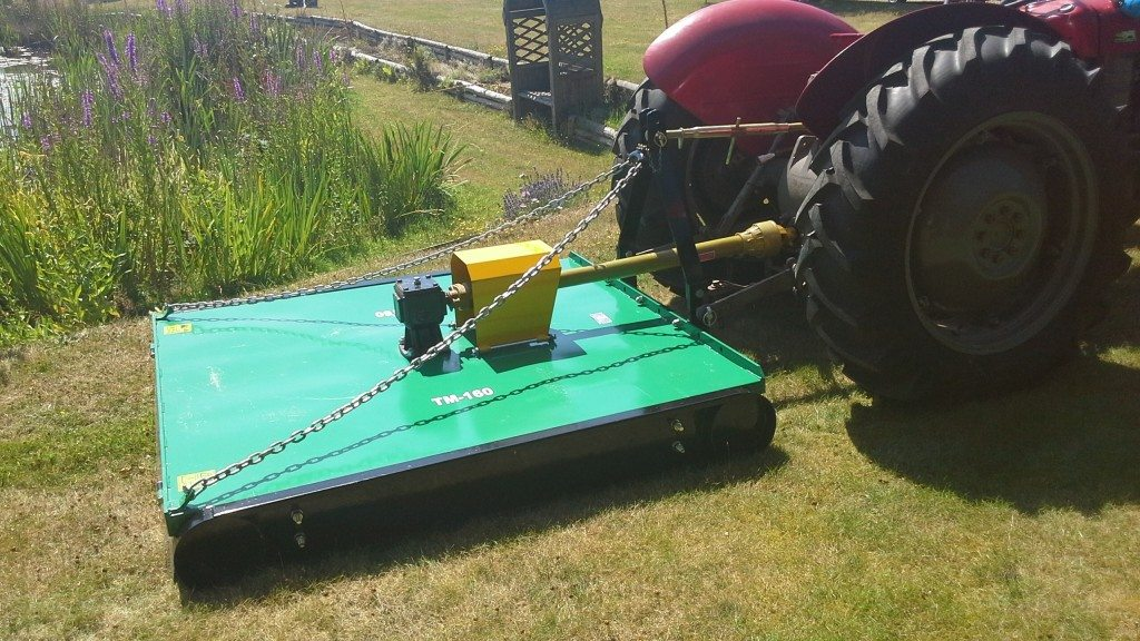 TOPPER MOWER G TM160 1.6M WIDE