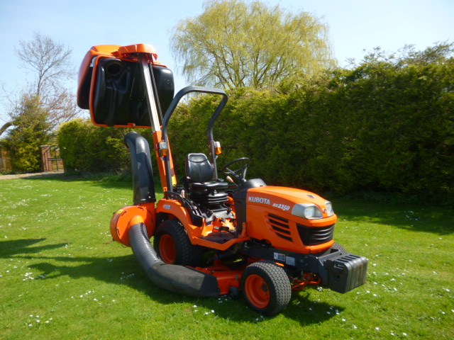 SOLD!!! KUBOTA BX2350 COMPACT TRACTOR HIGH & LOW T