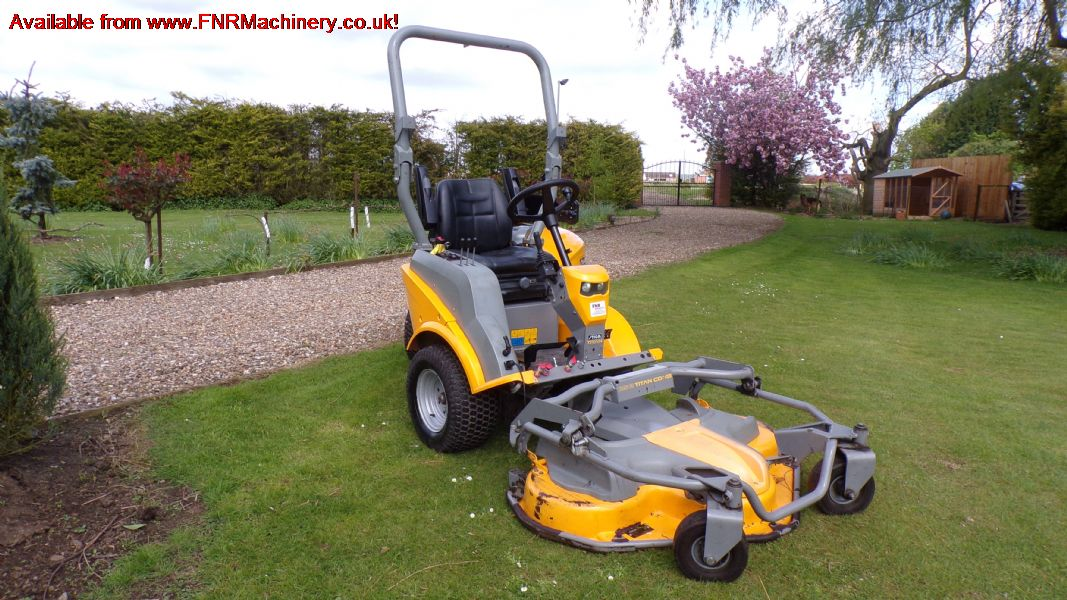 STIGA TITAN 20B MOWER GROUNDCARE LARGE GARDEN RIDE