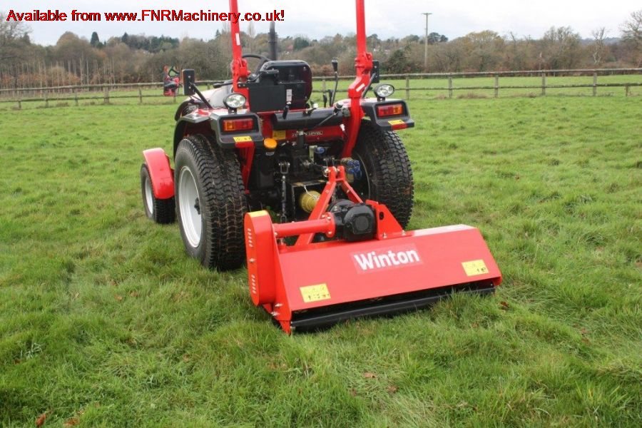 WINTON FLAIL MOWER WFL125