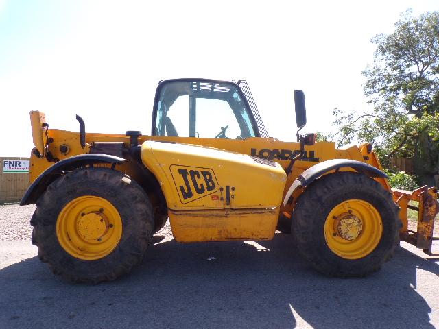 JCB POWERSHIFT TELEHANDLER 530 70