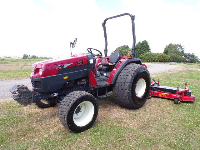 SOLD!!! TYM T290 COMPACT TRACTOR 4X4 DIESEL