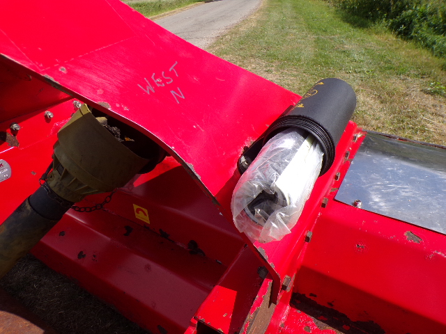 SOLD!!! TRIMAX PROCUT S3 237 TRACTOR MOUNTED FINIS