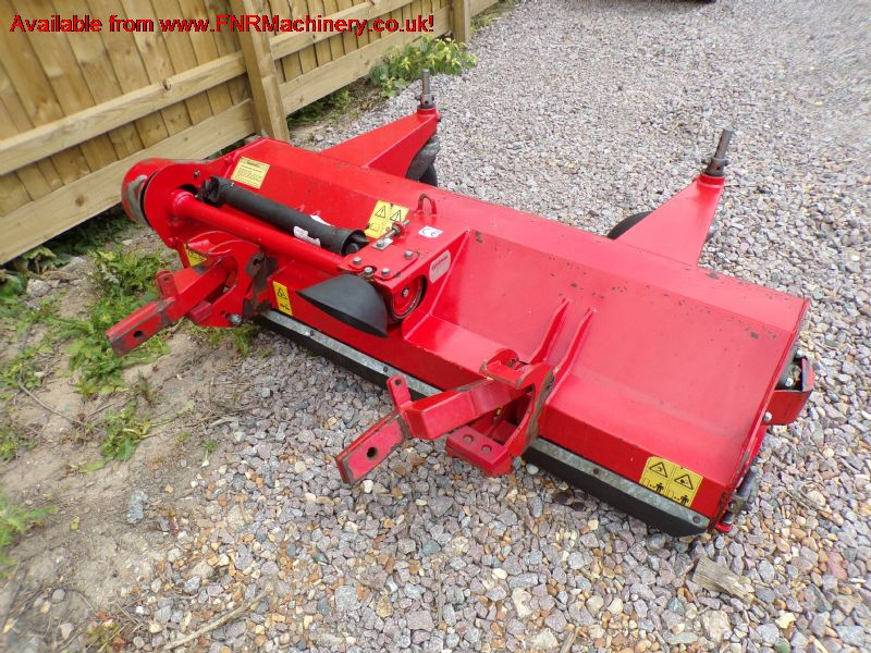 SOLD!!! TRIMAX FLAILDECK  S2 JD1545 155 OUTFRONT F