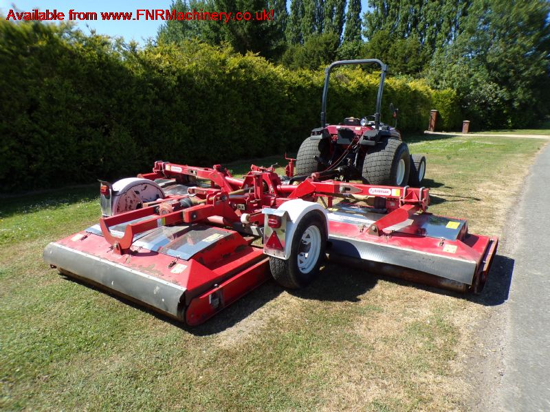 SOLD!!! TRIMAX 493 S2 PEGASUS BATWING WIDE AREA RO