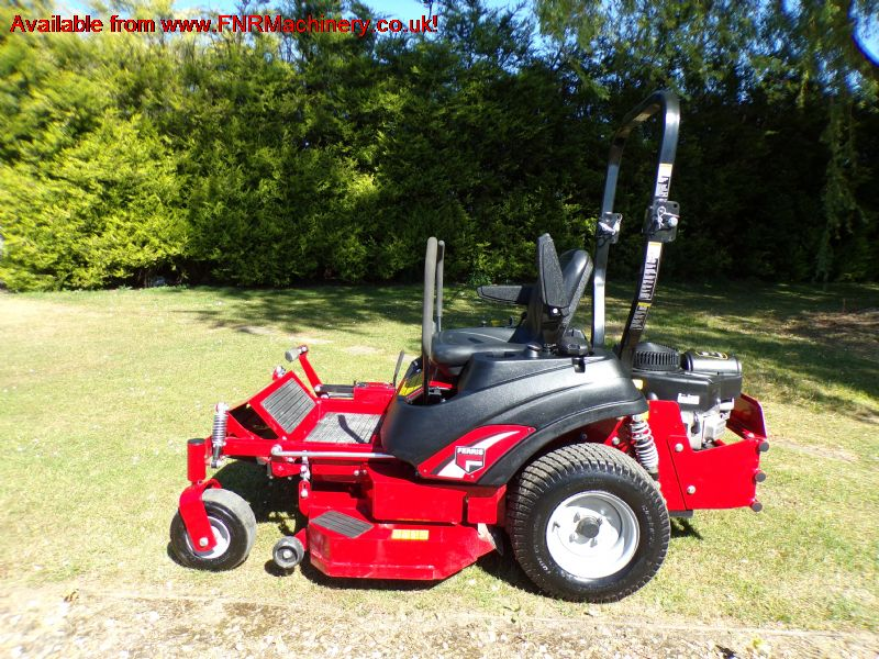 FERRIS IS600Z ZERO TURN PETROL MOWER