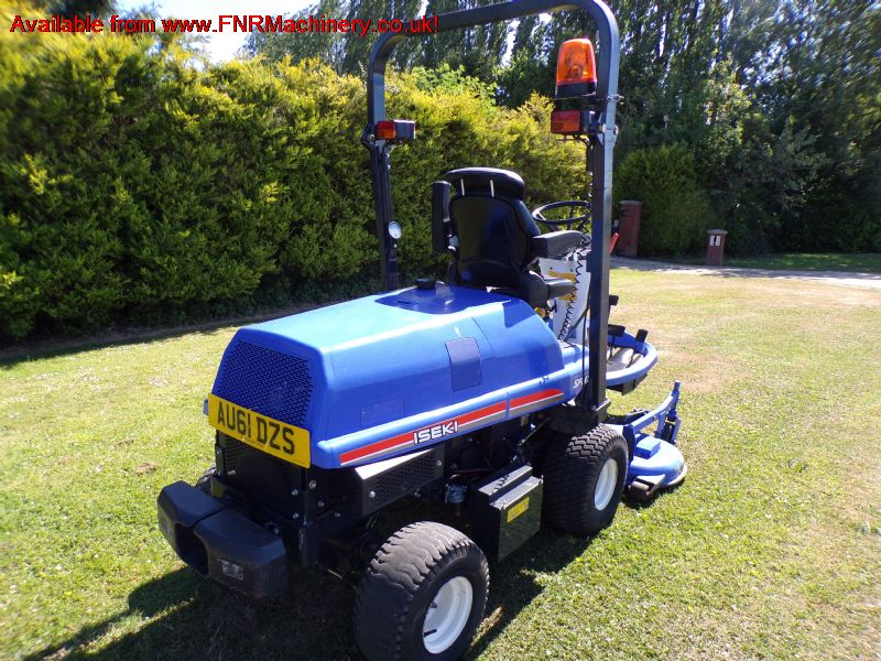 ISEKI SFH240 OUTFRONT ROTARY MOWER 54 REDUCED  !