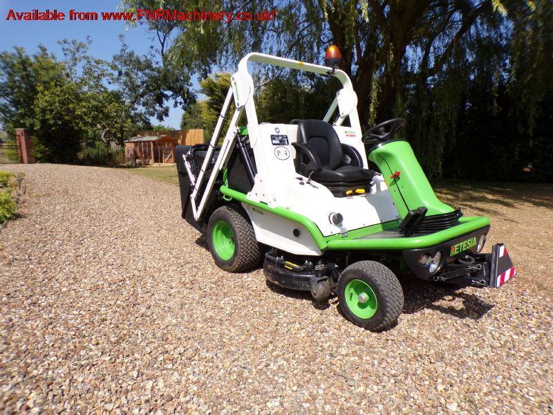 ETESIA 124D HIGH TIP MOWER