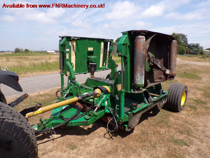SOLD!!! MAJOR 12000GR ROLLER MOWER