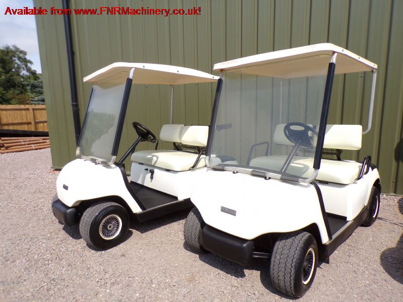 SOLD!!! YAMAHA G16A PETROL GOLF BUGGY